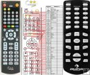 Auna AV2-CD508 - replacement remote control