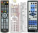Sharp RRMCGA165AWA - replacement remote control
