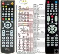 Eaget M9 - replacement remote control