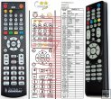 Eaget X5R, M7 remote control replacement