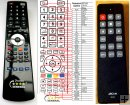 Arcam CR107 - replacement remote control
