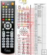 REDSTAR RS-715 - replacement remote control