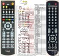 NAD DVD6 - replacement remote control