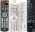 Teac RC-1226 - replacement remote control