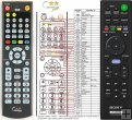 Sony - RMT-AH310E - replacement remote control