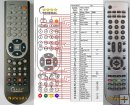 JVC TEAC RC-6182 replacement remote control