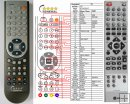 LG 6710CDAT05G- replacement remote control