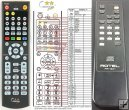 Rotel RR-901 replacement remote control