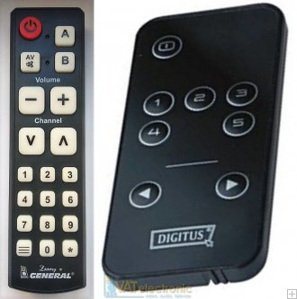 Digitus DS-45300 remote control replacement