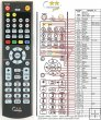 Sanyo DVD-DX65 - replacement remote control