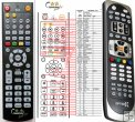 Octagon SF1018HD - replacement remote control