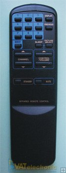 Funai without teletext - Original remote control