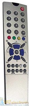 Finlux TM3602 - Original remote control for LCD TV´s