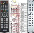 Cambridge Audio Azur 540R replacement remote control