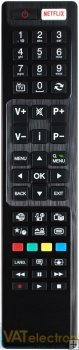 Panasonic 30089237 NETFLIX replacement remote control