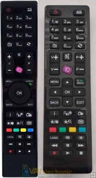 Technika RC4862 Original remote control