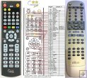 Eltax AVR-800 replacement remote control