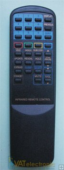 Funai with teletext RC6148 - Original remote control