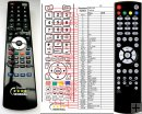 Zircon Funbox - replacement remote control