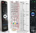 Sony RMT-B101A - replacement remote control