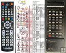 NAKAMICHI RE-2 remote control replacement