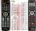 Edision Optimuss OS2 - replacement remote control