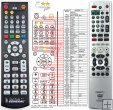 Hitachi DVRV8500E remote control replacement