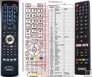 CHiQ U55Q5T remote control replacement