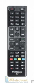 Panasonic RC48127, 30089238 - original remote control