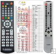 Logic3 Soundstage TX101 remote control replacement