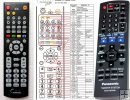 Panasonic N2QAYB000091- Replacement remote control