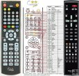Rotel RR-CX91 - replacement remote control