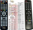 AB IPBOX 200S replacement remote control