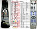 LG 6710RCAL12A - replacement remote control