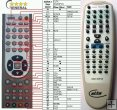 ELTA 8845MP4N, 1006Z - Replacement remote control