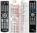 Arcam CR902 remote control replacement
