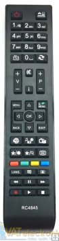 Finlux RC4846 replacement remote control