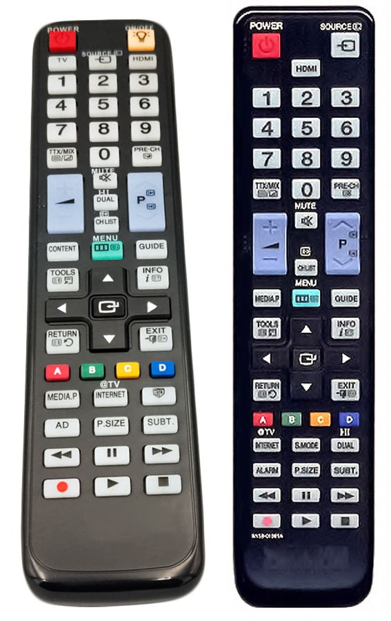Replacement Remote Control for Samsung UE46C6000