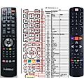 THOMSON RC311, RC311 FUI1, RC311 FULL, RC311 FUL1 - remote control, replacement