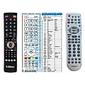 HITACHI CLE967 - remote control, replacement