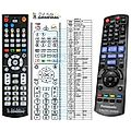 PANASONIC N2QAKB000090 - remote control, replacement