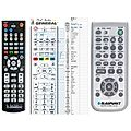 BLAUPUNKT RC-ME1 - remote control, replacement