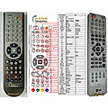 LG 6710CDAT05C - remote control, replacement