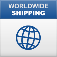 Shipping cost for all countries in the World is 5 EUR